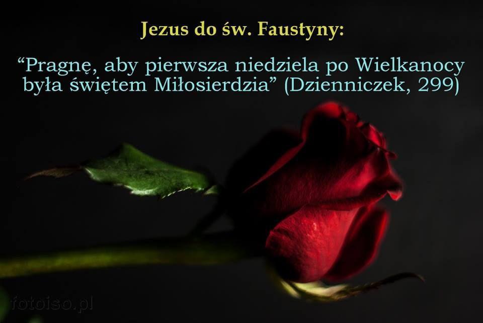 niedziela milosierdzia